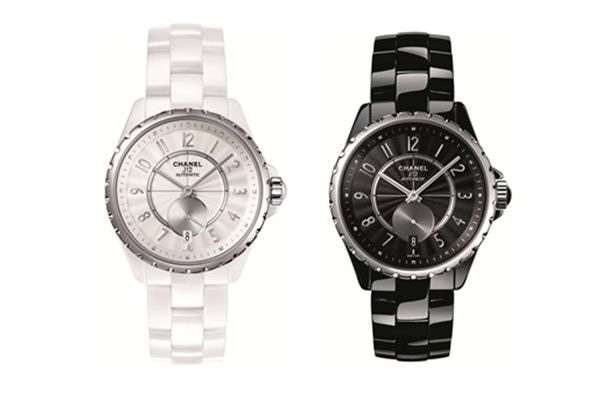 标记高级时装DNA的豪门腕表