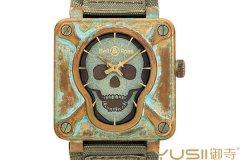 青铜手表上铜锈该怎么养?青铜手表养锈方法