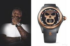 昆仑新款泡泡系列吉布里尔•西塞合作款手表购买后可回收吗?