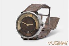 小众制表品牌Ochs Und Junior新款日夜显示手表