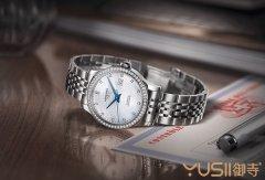 宣传片上赵丽颖佩戴哪款浪琴L2.320.0.87.6手表回收价格是多少?