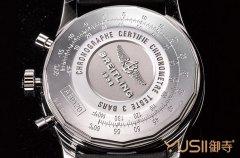 知道百年灵手表底盖那两行数字代表什么吗?
