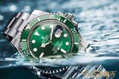 潜水腕表之间的较量,水鬼和五十噚在手表回收店那个更高?