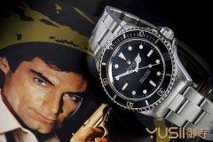 又一款007系列手表将上拍,这款劳力士水鬼手表拍价情况值得情况