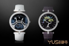 上海哪里回收梵克雅宝手表,回收价格什么样?