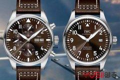 上海回收万国手表 收购二手IWC飞行员系列手表