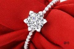 钻石鉴定技巧:一招辨别天然钻石与莫桑石
