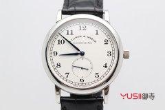 朗格手表回收什么价格,哪里可以回收二手手表
