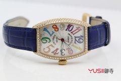 二手法穆兰手表回收什么价格,法穆兰手表在手表回收店几折回收?