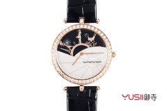 梵克雅宝情人桥系列手表回收什么价格,二手梵克雅宝手表回收价格在几折?