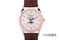 哪里高价回收百达翡丽5396R手表? 南昌回收的价格是多少?