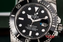 详细测评劳力士潜航者和宝珀五十噚哪个手表比较好