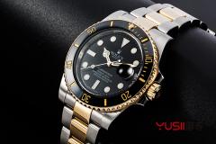 劳力士蓝水鬼手表比绿水鬼手表高档吗?从哪几个方面来比较