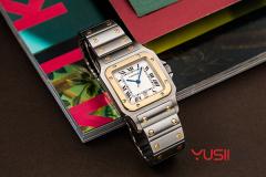 延续八十年的经典--北京卡地亚山度士手表回收多少钱