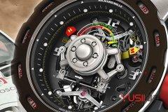 为赛车准备的理查德米尔重力测量RM 36-01手表,上海有回收店铺吗
