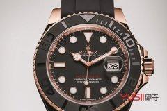 劳力士37毫米玫瑰金配色游艇系列手表有哪些值得入手?公价都是多少